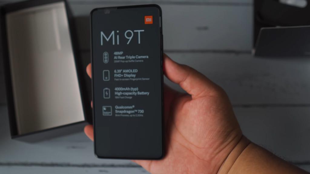 Um vídeo filtragem do Xiaomi Mi 9C revela suas características e nos ensina um Redmi K20 renomado