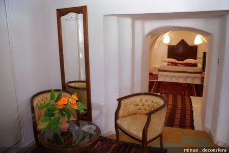 Hotel diar el berber - habitación