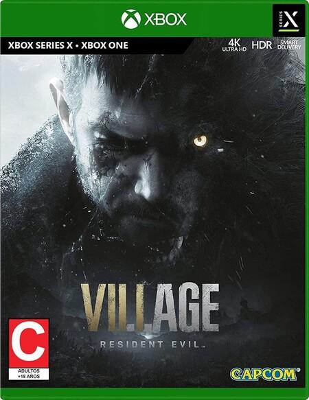 Resident Evil Village para Xbox de oferta en Amazon México