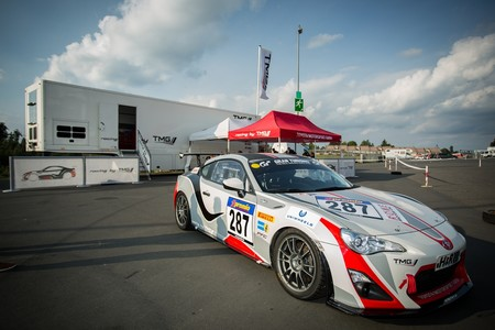 ¿Te apetece correr en Nürburgring con el Toyota GT86 CS-Cup? La copa GT86 2017 te está esperando