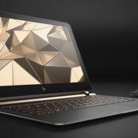 La elegante y delgada HP Spectre ya está disponible en México