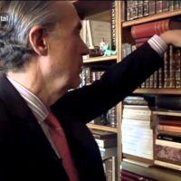 En la biblioteca... con Luis Alberto de Cuenca