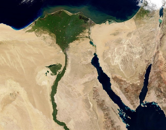 La larga disputa entre el Nilo y el Amazonas y el título al río más largo del mundo