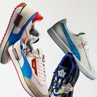 Puma se suma a la celebración del 35 aniversario de Mario con unas zapatillas basadas en Super Mario 3D All-Stars