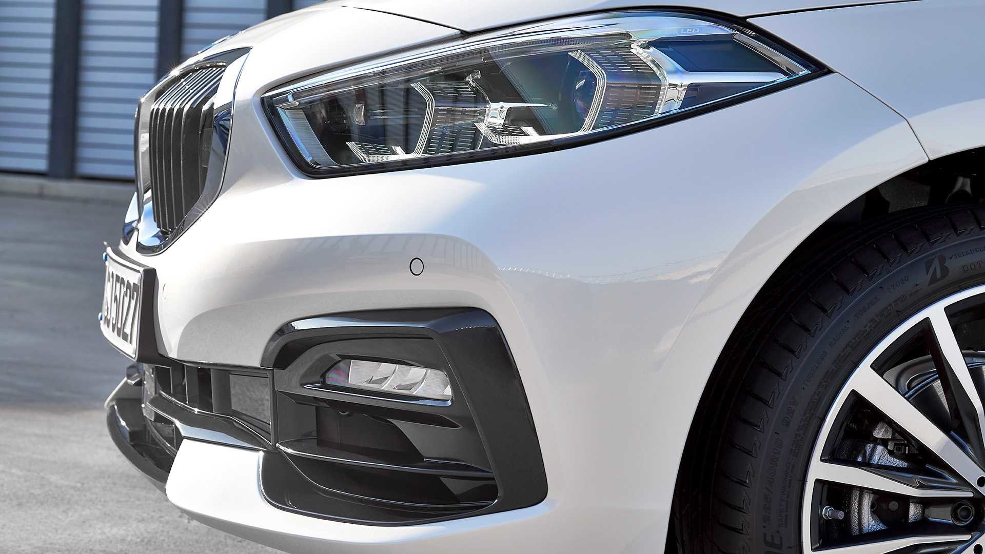 Foto de BMW Serie 1 2020 (53/66)