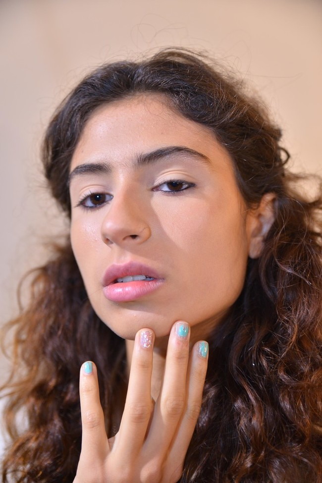 uñas manicura agrietada tibi