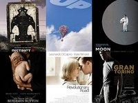 2009: Las diez mejores películas