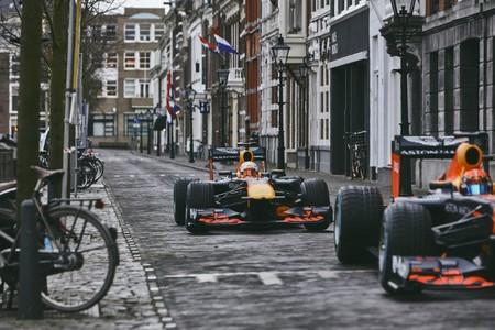 Holanda Red Bull F1