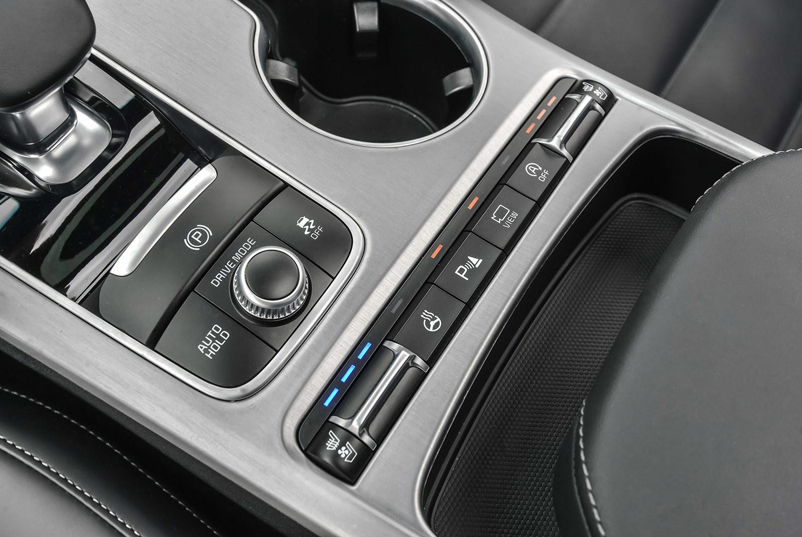 Foto de KIA Stinger GT 2020 (prueba) (11/14)
