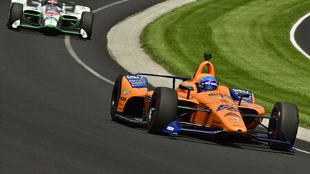 Alonso 500 Millas Indianapolis 2019