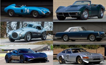 Seis coches que no se vendieron en Pebble Beach, o lo hicieron por mucho menos de lo estimado