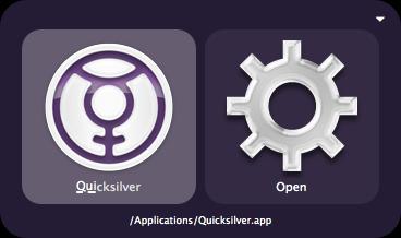 Nueva beta de Quicksilver