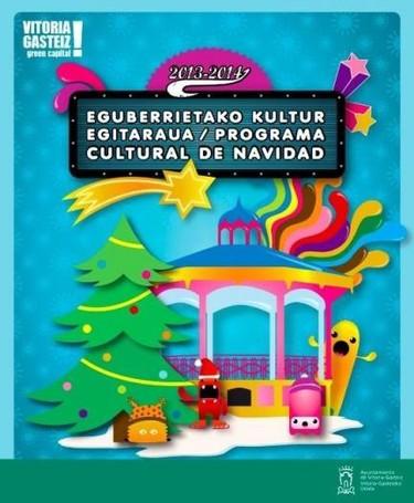 Espectáculos y talleres infantiles esta Navidad en Vitoria-Gasteiz