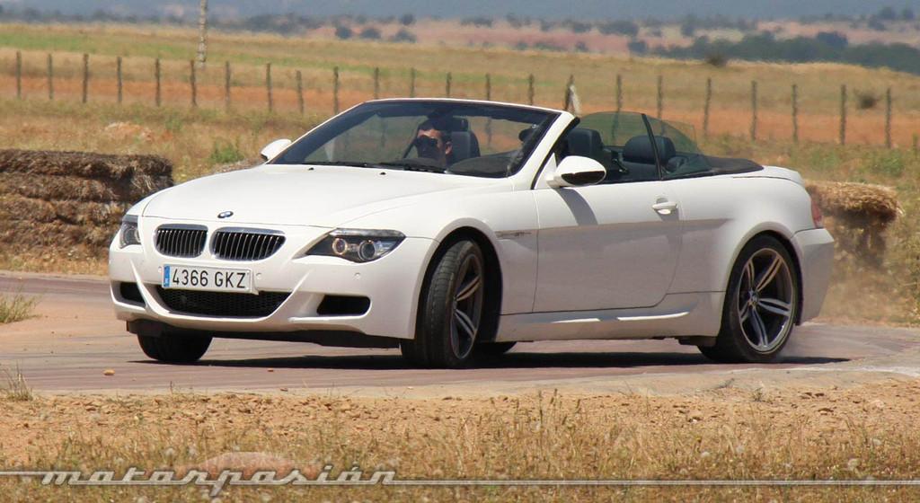 Foto de BMW M6 Cabrio (prueba) (43/68)