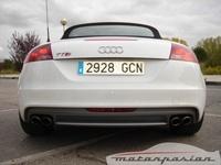 Audi TTS Roadster, prueba (parte 3)