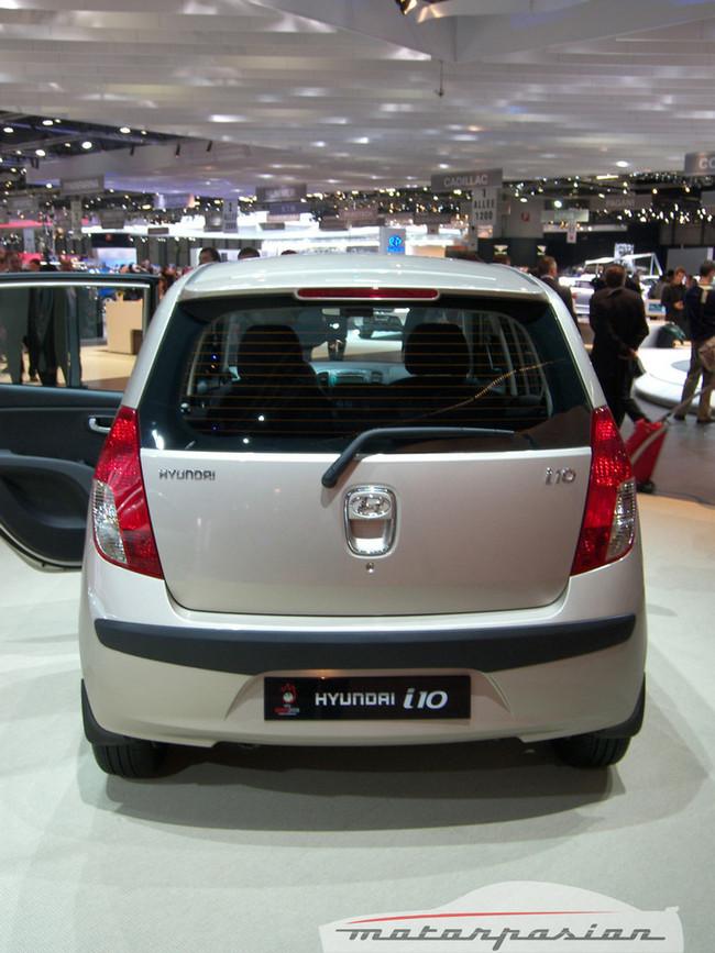 Foto de Hyundai i10 en el Salón de Ginebra (2/6)
