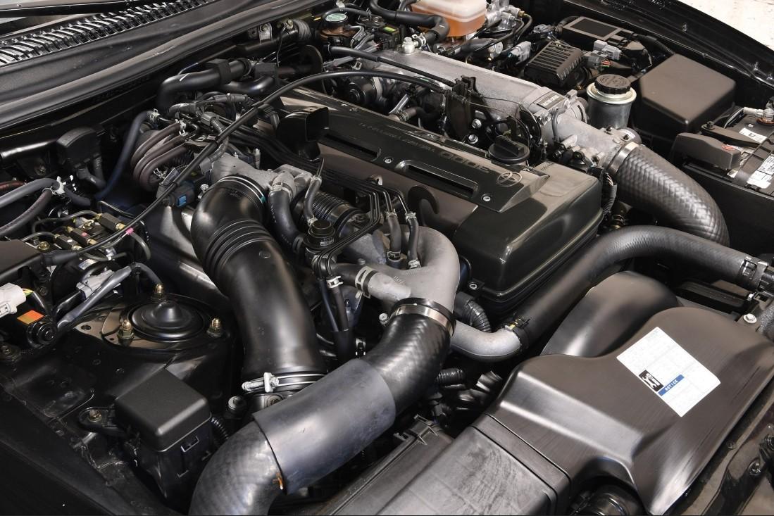 Foto de Toyota Supra 1994 173.600 dólares (4/8)