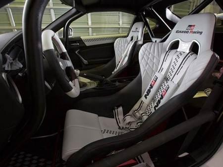 Toyota GRMN Sports FR Concept Platinum