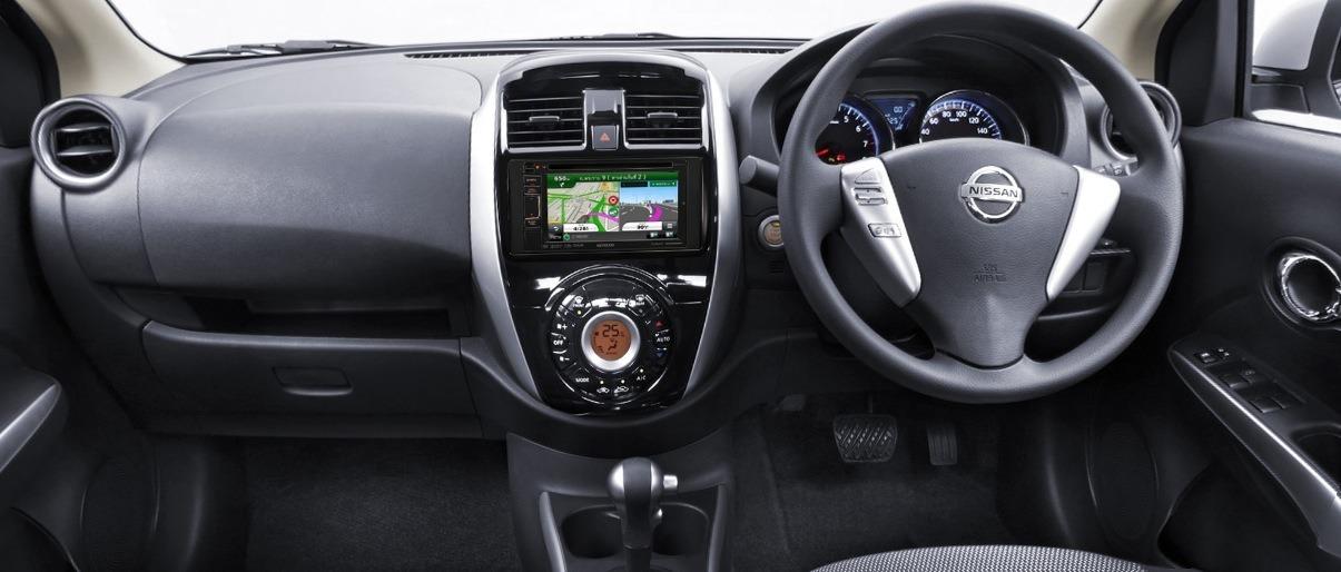 Foto de Nissan Versa 2015 (8/9)