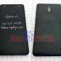 El smartphone más económico de Nokia, el Nokia 2, aparece con un prototipo y algunas características