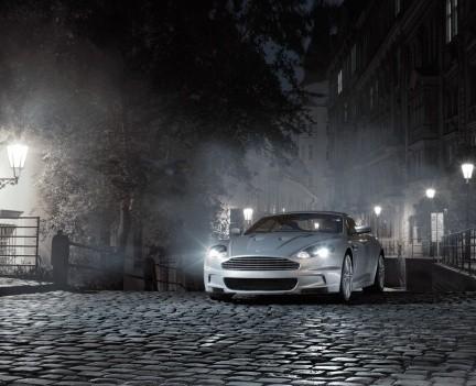 Galería del Aston Martin DBS