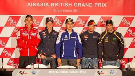 MotoGP Inglaterra 2011: La guía del domingo