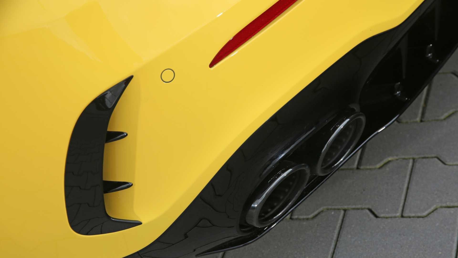Foto de Mercedes-AMG A 45 S por Posaidon (12/14)