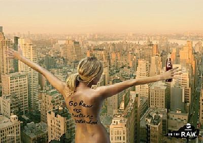 Directo al Paladar | Pepsi Raw, cartel
