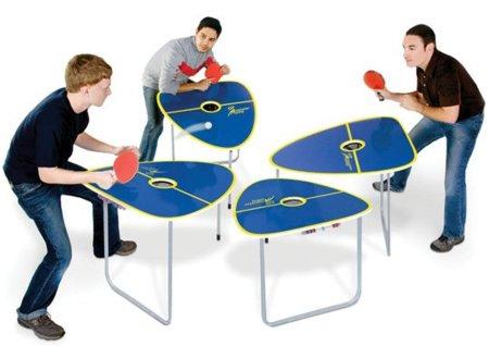 Una nueva forma de jugar al ping pong