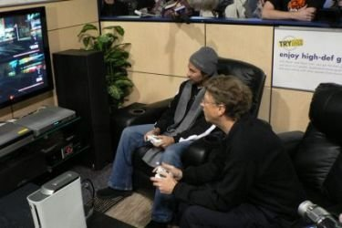 A Bill Gates no le va el Wii-mando