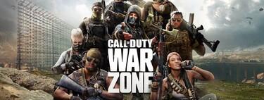 Call of Duty Warzone es el chaval que estudia la noche de antes para rascar un suficiente pese a poder sacar un excelente sin despeinarse