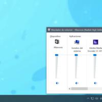 Microsoft busca nueva ubicación para el control de volumen futuras versiones de Windows 10: en el menú Configuración