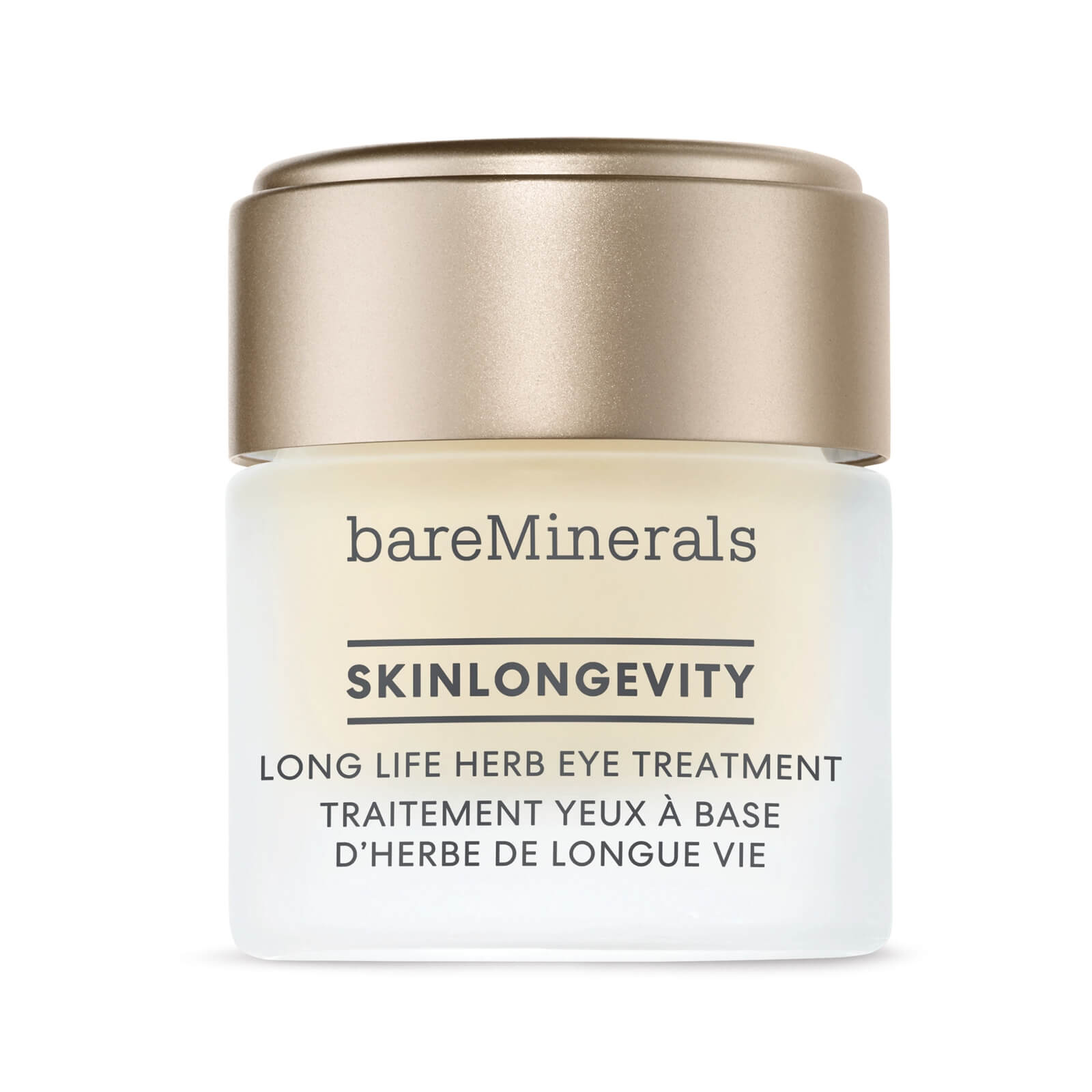 bareMinerals Exclusive Skinlongevity Long Life Herb Eye Treatment 15ml
