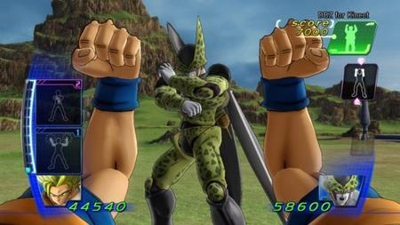 Toma tráiler horrible del 'Dragon Ball Z for Kinect'. Goku no se merece esto
