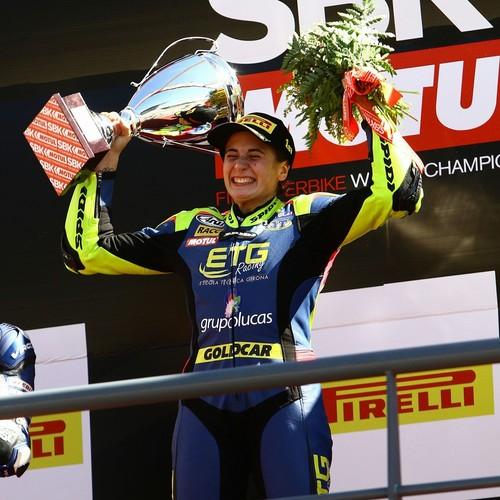 """Hablamos con Ana Carrasco: """"Creo que tengo la posibilidad y la capacidad para llegar a MotoGP"""""""