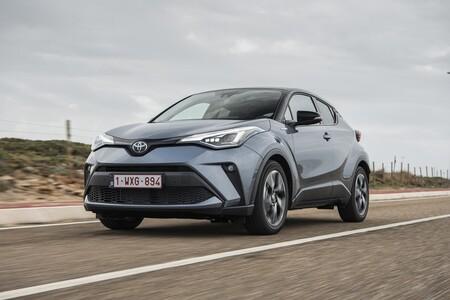Toyota C-HR Electric Hybrid: el éxito de la categoría crossover en el mercado español