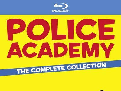 Colección completa Loca Academia de Policía, en Blu-ray, por 12,95 euros