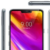 Este es el LG G7 ThinQ desde todos los ángulos, minijack incluido