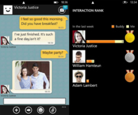 Samsung ChatON llega a Windows Phone
