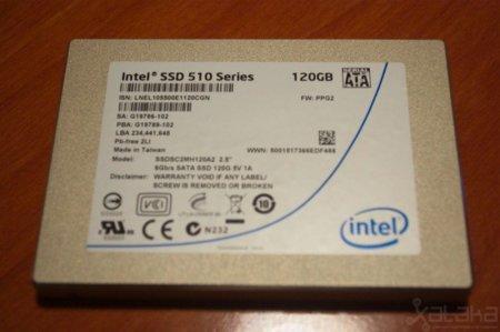 Intel SSD 510 Series, análisis SATA2 (I)
