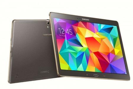 Samsung Galaxy Tab S despliega lo que se puede hacer