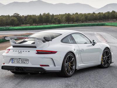 El Porsche 911 GT3 seguirá siendo atmosférico por tanto tiempo como sea posible
