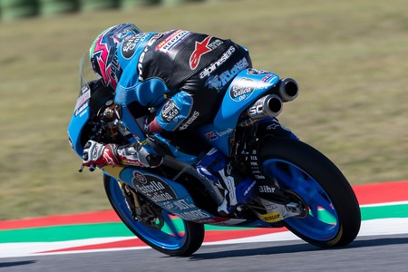 Alonso Lopez Aragon Moto3 2019