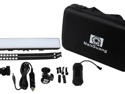 Nuevos fresnel led, antorchas de vídeo y accesorios de la firma Nanguang en Cromalite