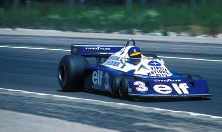 Peterson Tyrrell 1977