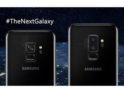 El Samsung Galaxy S9 directo a por el LG V30: especificaciones filtradas revelan una cámara con doble apertura f/1.5 y f/2.4
