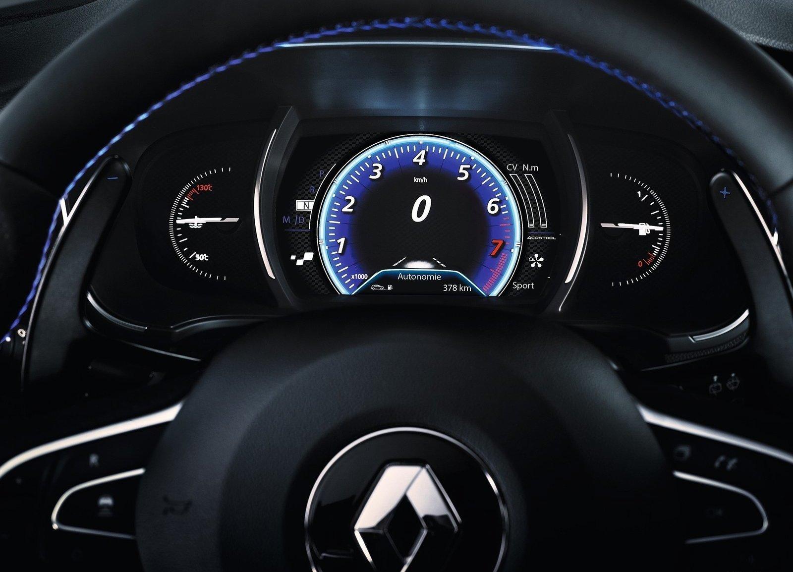 Foto de Renault Mégane 2016 (30/52)
