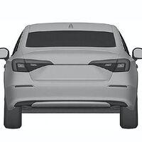El Honda Civic 2022 se vuelve a filtrar, esta vez en la versión sedán que veremos en México