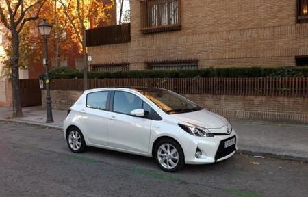 El Toyota Yaris hybrid a prueba (I): Diseño y tecnología