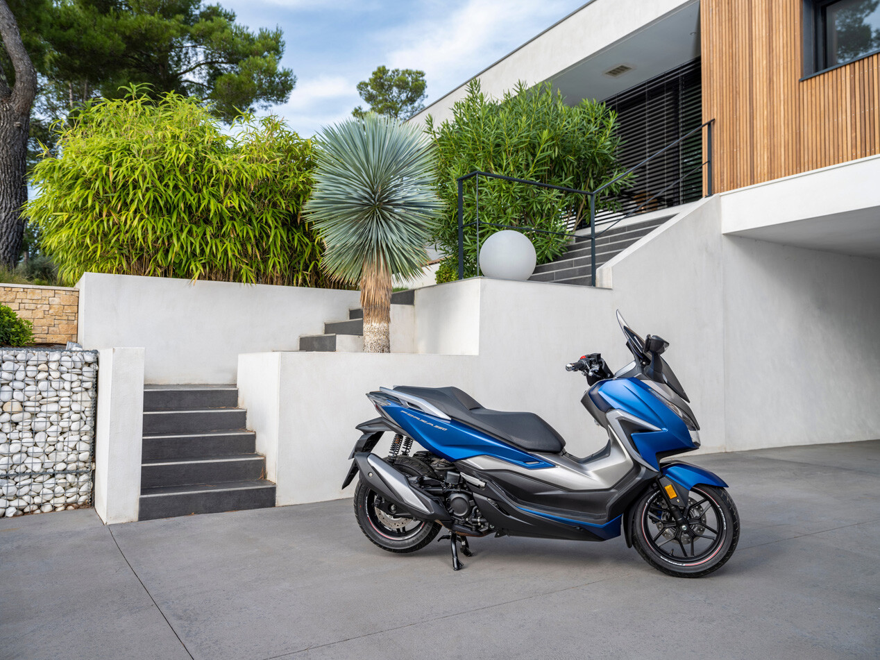 Foto de Honda Forza 350 2021 (7/11)